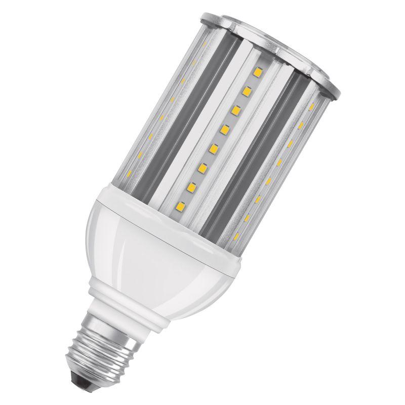 led lampada osram parathom hql e27 18w 2000 lumen bianco freddo ebay. Black Bedroom Furniture Sets. Home Design Ideas